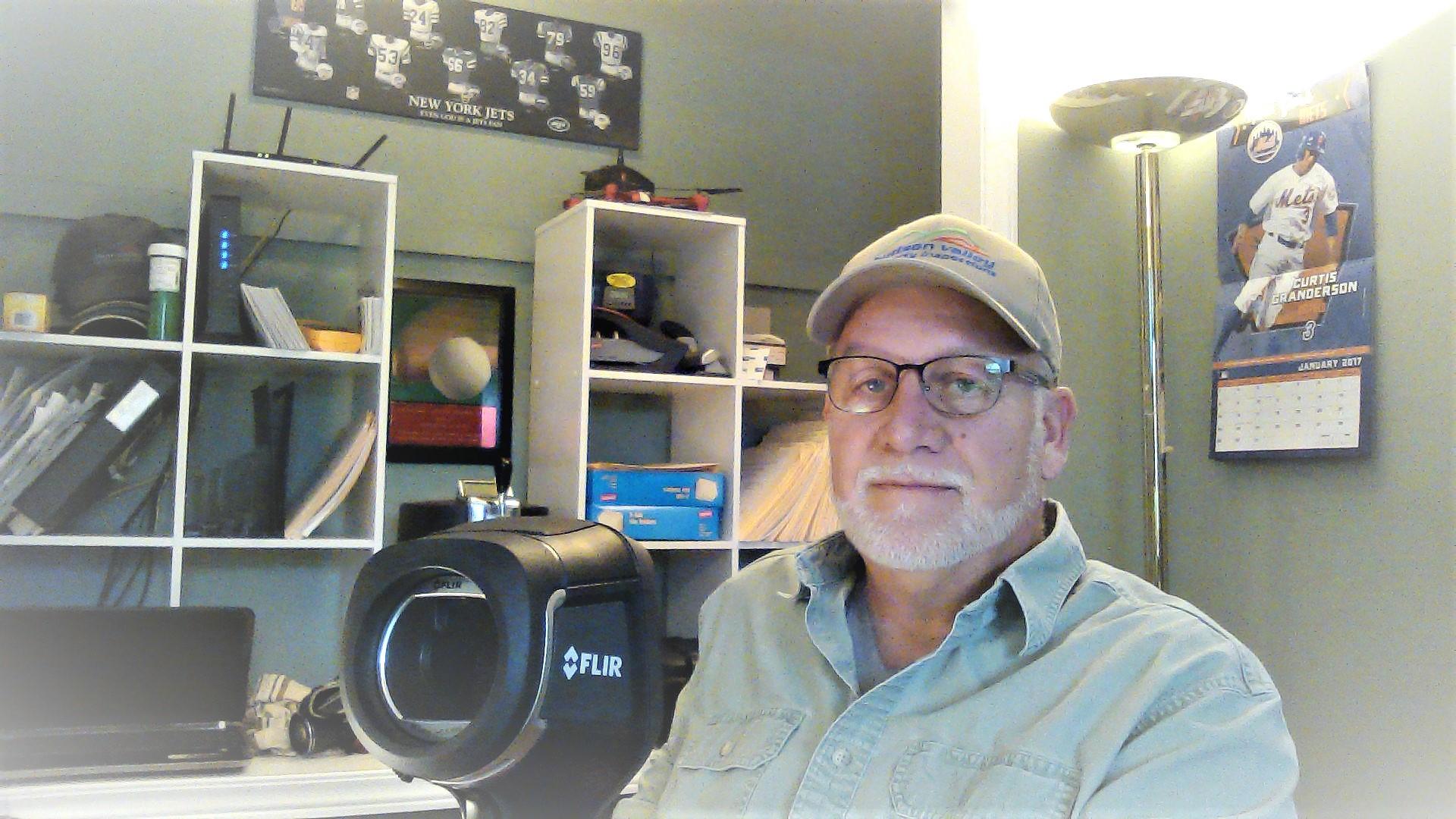 Kevin Michaels, home inspector, mold assessor